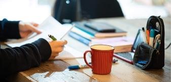 勉強カフェ
